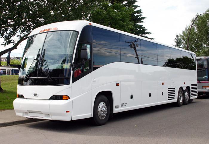 Motor Coaches Rent A Bus Chicago